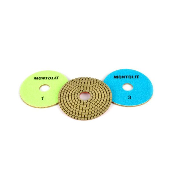 Dry Grinding and Polishing Pads (PDRKIT)