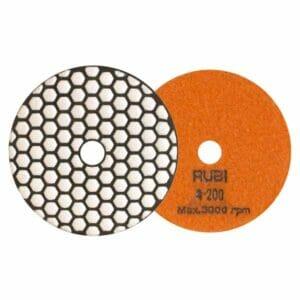Rubi Polishing Pad GR200